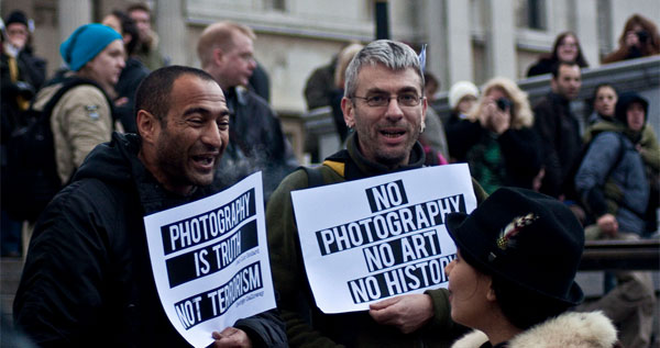 photography protest