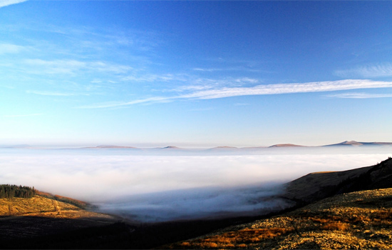 Vale of Neath from Craig y Llyn by Mike Davies