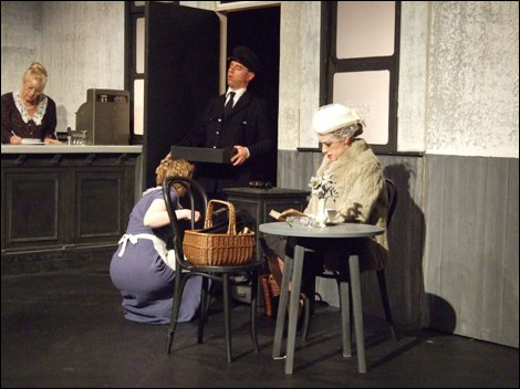 in 1936 'still Life' a One Act