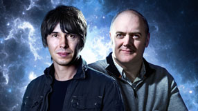 Brian Cox and Dara O'Briain