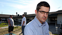 Louis Theroux visits Central Valley, California, which has one of the highest rates of crystal meth addiction in the USA