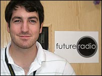 Terry Lee, presenter at Future Radio