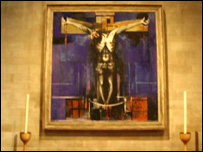 Good Friday picture - The cross of Jesus Christ