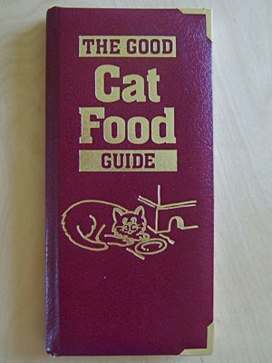 Paws And Claws Cat Food Rating