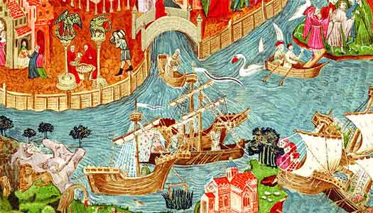 BBC - Radio 4 and 4 Extra Blog: In Our Time: Marco Polo
