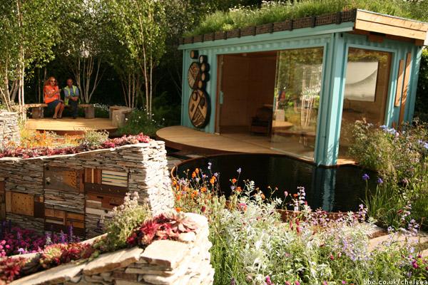 Bbc Chelsea Flower Show 2011 Rbc New Wild Garden