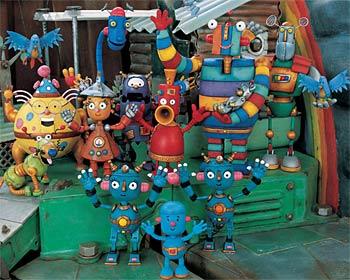 quotlittle robotsquot 2003 tv season