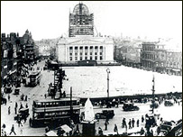 Old Market Square c.1927