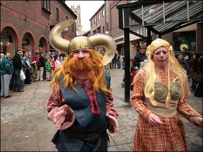 Festival viking