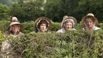 Miss Pole (Imelda Staunton), Miss Tomkinson (Deborah Findlay), Mrs Forrester (Julia McKenzie) and Miss Matty Jenkins (Dame Judi Dench) return in a two-part Cranford special
