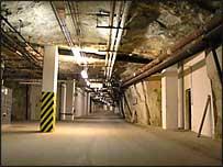 Bbc Wiltshire Wiltshire S Underground City Burlington