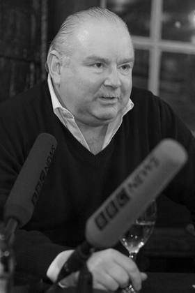 Peter Ackroyd's celebrated biography of London