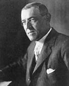 Photo of Woodrow Wilson
