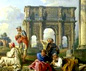 Painting of ancient Rome