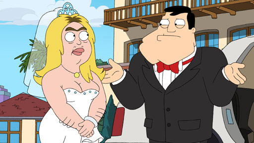 BBC - BBC Three - Blog: New series of American Dad comes to