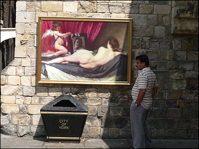 The Rokeby Venus by Velazquez