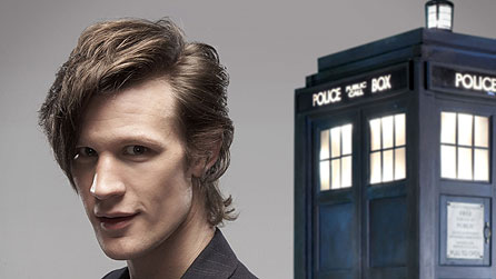 Matt Smith will play the 11th Doctor