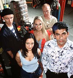 BBC - Press Office - Grease Monkeys