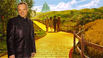 Graham Norton presents as viewers decide who their Dorothy is