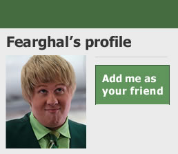 Fearghal's profile