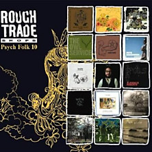 Review of Rough Trade Shops: Psych Folk 10