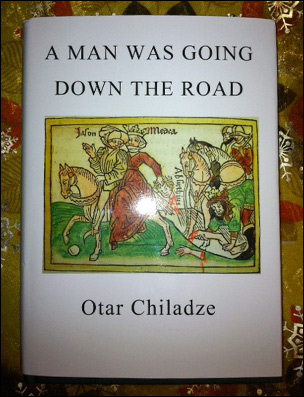 The novel A Man was Going Down the Road