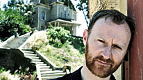 Horror fan Mark Gatiss