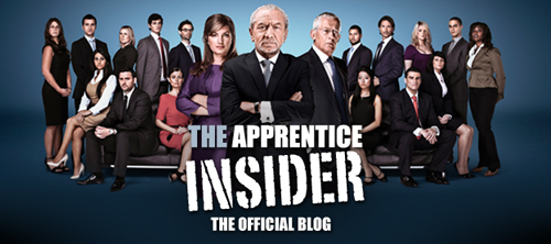 The Apprentice Insider. The official blog