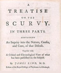 Frontispiece to James Lind's 'Treatise on the Scurvy'