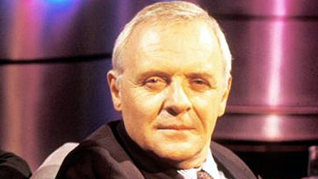 Photograph of Anthony Hopkins
