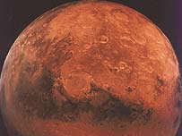 Picture: Planet Mars