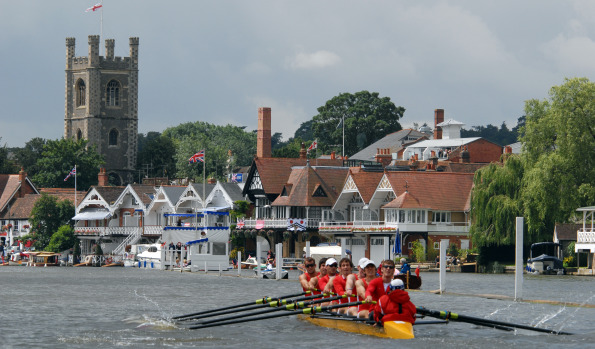 Rowers at the 2007 Henley Royal Regatta