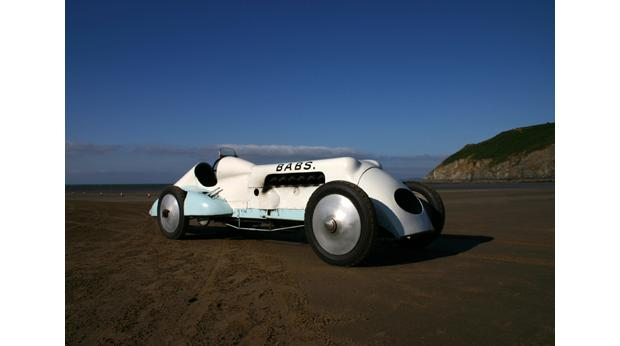 Land Speed Record >> Bbc A History Of The World Object Babs World Land Speed