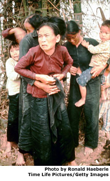 Villagers in My Lai