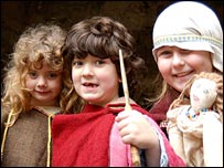 BBC - North Yorkshire - History - A Viking childhood