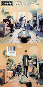 Definitely Maybe - Oasis