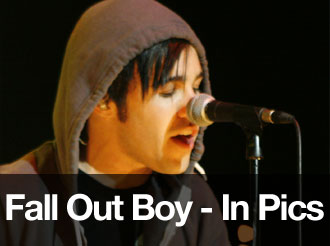 Fall Out Boy - In Pics