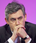 Tony Blair's successor as prime minister, Gordon Brown