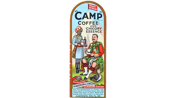 80bf90717a8 BBC - A History of the World - Object : Original 'Camp Coffee' label