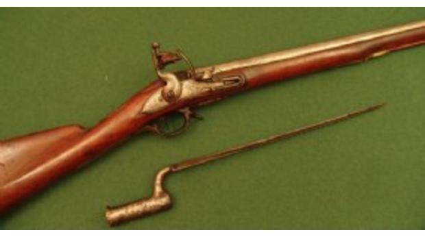 Musket Brown Brown Bess Musket