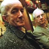 Clive Merrison and Andrew Sachs