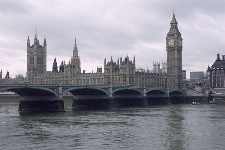 Upon Westminster Bridge by William Wordsworth