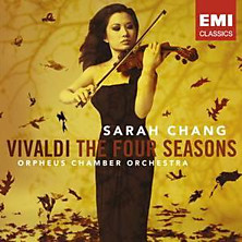 Review of Vivaldi: The Four Seasons