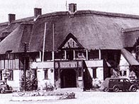 The Thatched Barn (Station XV: SOE headquarters, and main workshops)