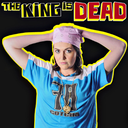 The King is Dead (Katy Wix)