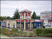 Kentucky Fried Chicken, Sudbury