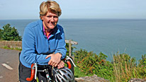Clare Balding embarks on a pedal-powered odyssey across Britain