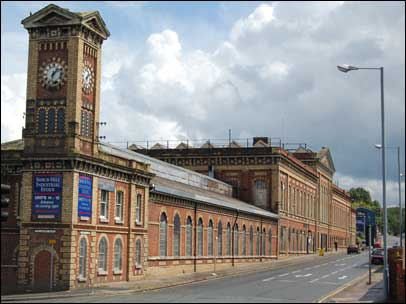 Heenan and Froud factory in Worcester