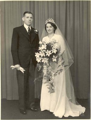 Bbc Ww2 People S War A Wartime Wedding