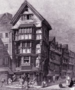 Tudor style Chancery Lane House
